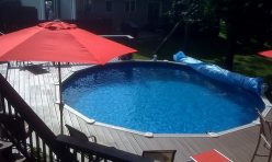 Custom Pool Deck Erie, PA