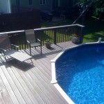 Custom PVC Deck Erie, PA