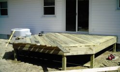 Custom Deck Construction