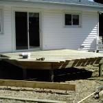 Custom Built Treated Deck