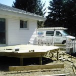 Custom Deck Construction Conneaut, Ohio