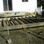 Custom Built Deck