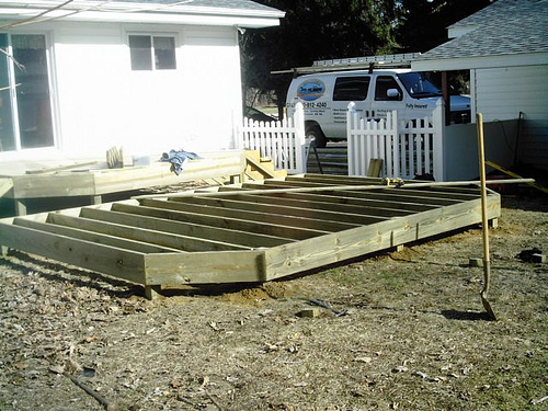 Deck Construction Deck Builders Custom Decks Amp Patios