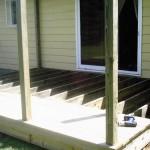 Custom Deck Project - Kingsville, Ohio