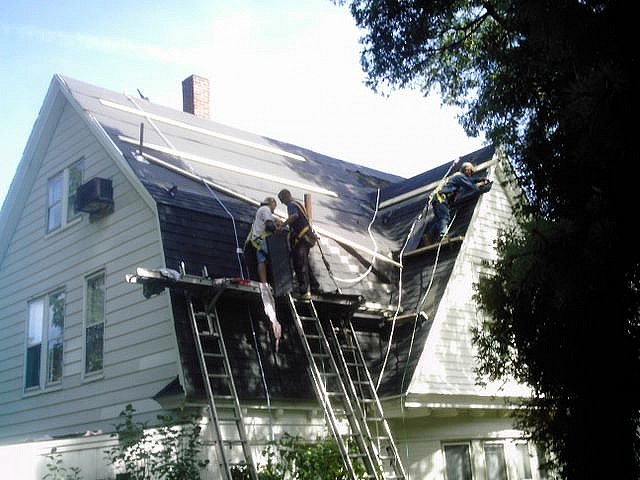 Roofing Erie Pa Architectural Metal Roof Installation