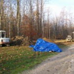 Site Prep for Custom Garage Construction
