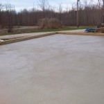 Concrete Floor Custom Pole Building