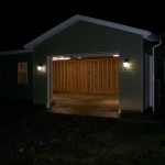 Exterior Custom Garage Construction